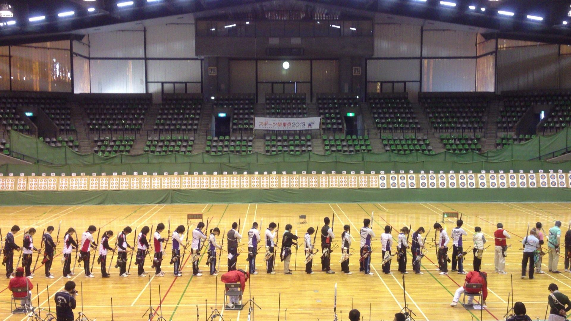 東京インドアオープン2012:アー...